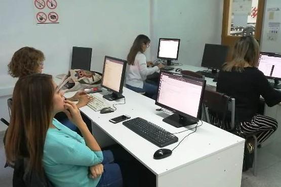 Implementan el nuevo sistema para bibliotecas de la UNPA.