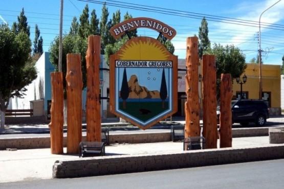 La localidad de Gobernador Gregores (Imagen ilustrativa)
