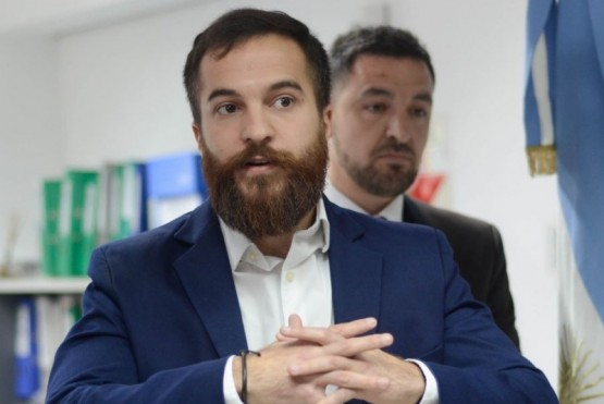 """Cirigliano: """"Se necesita del trabajo articulado para la solución de los problemas de la localidad santacruceña"""""""