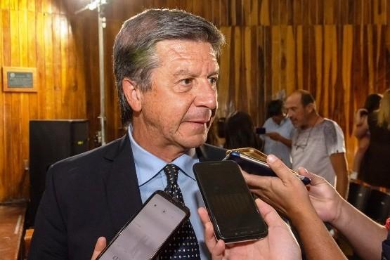 El diputado nacional por Chubut, Gustavo Menna.