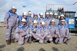 Se inauguró el Almacenamiento Subterráneo de Gas Natural