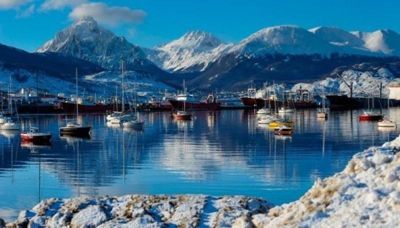 Mirá el clima de hoy en Tierra del Fuego