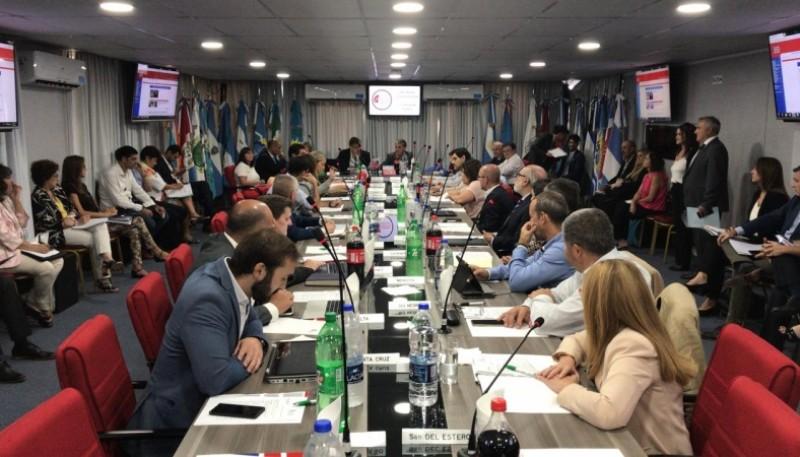La Reunión de Comité Ejecutivo del organismo.