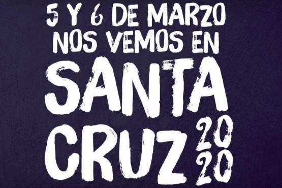 Es organizado por ATE Santa Cruz.
