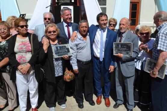"""Arcioni: """"Comodoro está demostrando una vez más que acompaña el crecimiento de la Provincia"""""""