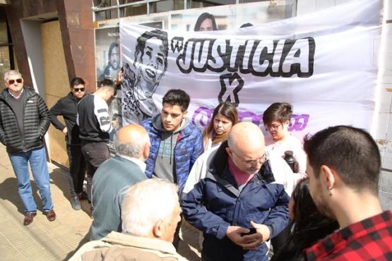 La familia no cesará su lucha por justicia.