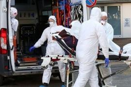 Cifra record de muertos por coronavirus en Argentina