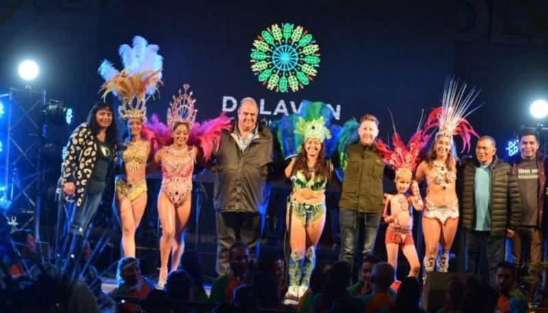 Más de 35.000 personas disfrutaron del Carnaval de la Familia
