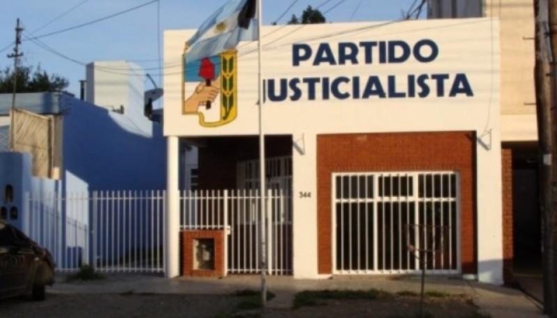 Sede del PJ de Río Gallegos.