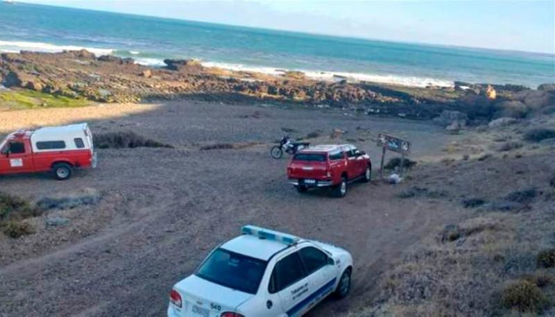 Las investigaciones en el hecho aberrante en Puerto Deseado.
