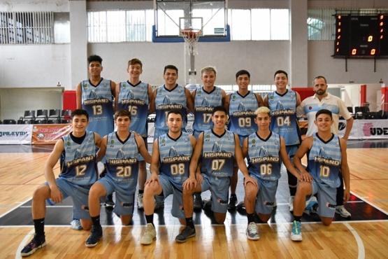 Los chicos de García buscarán su cuarta victoria en el torneo.