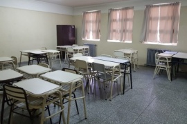 Chubut comenzó las clases con audiencia de conciliación, paros y marcha