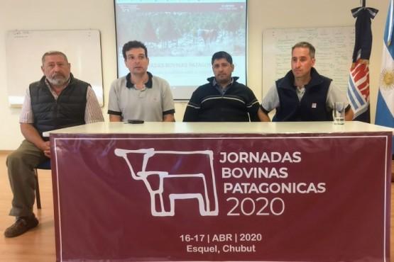 Presentaron las Jornadas Bovinas Patagonicas 2020.