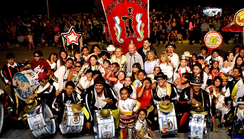 La Costanera local volvió a ser el gran escenario de Carnaval