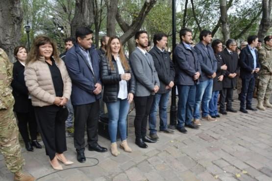 242° Aniversario del nacimiento de San Martín.