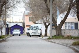 Personal policial investiga la muerte de cuatro personas