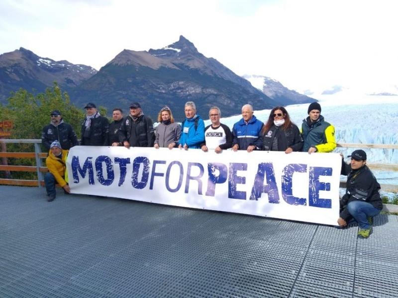 La Asociación MotoForPeace.