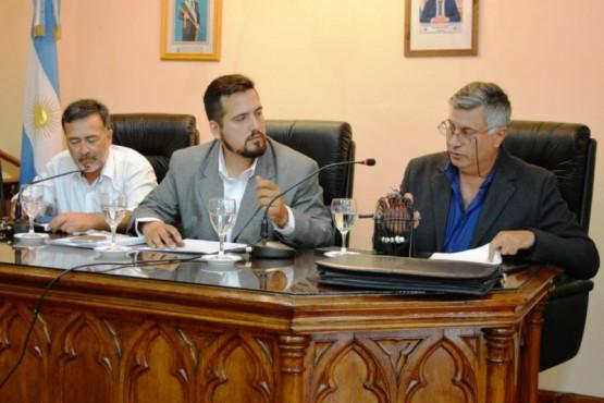 Sortearon las Salas de Acusar y Juzgar en el Concejo Deliberante