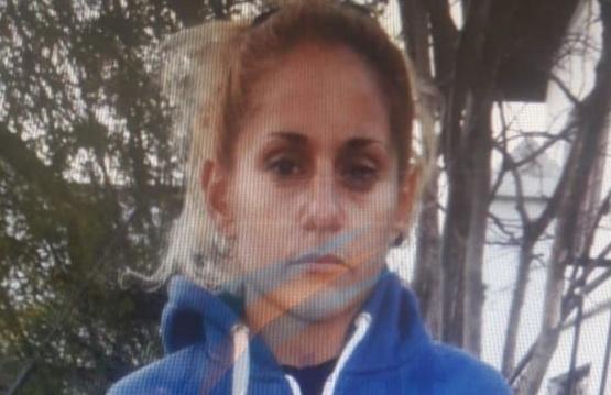 Mujer desaparecida en 2018.