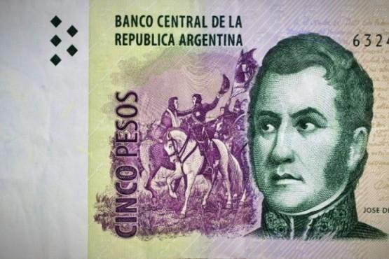 Últimos días para usar el billete de 5 pesos