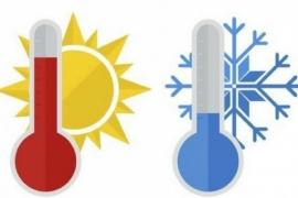 Fin de semana caluroso en Chubut