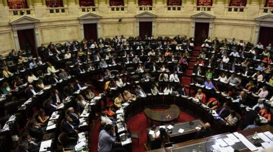 Otra sesión polémica en Diputados.