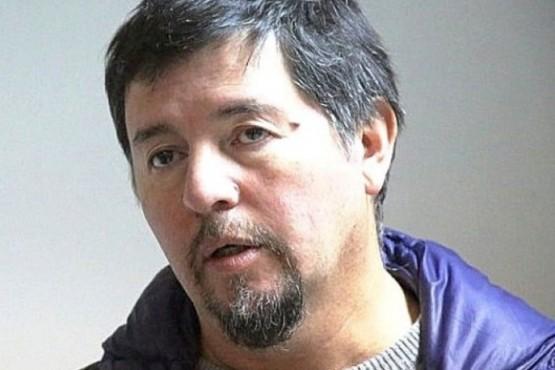 El concejal por Coalición Cívica-ARI, Pedro Muñoz