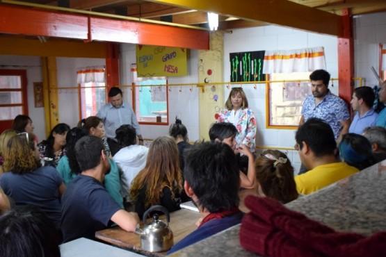 """Juventud trabajará en conjunto con el Galpón Lapeyrade y el Oratorio """"Jesús Buen Pastor"""""""