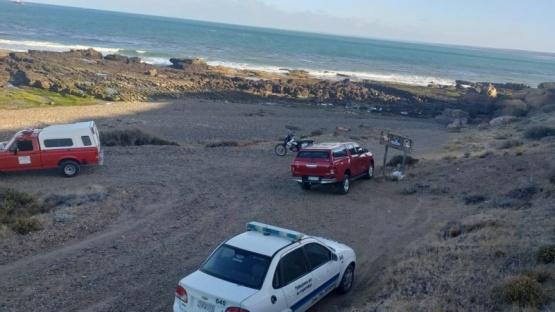 Horror en Puerto Deseado.