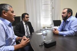 Provincia y la UNPSJB avanzan en convenios para capacitaciones a personal del Ministerio de Gobierno