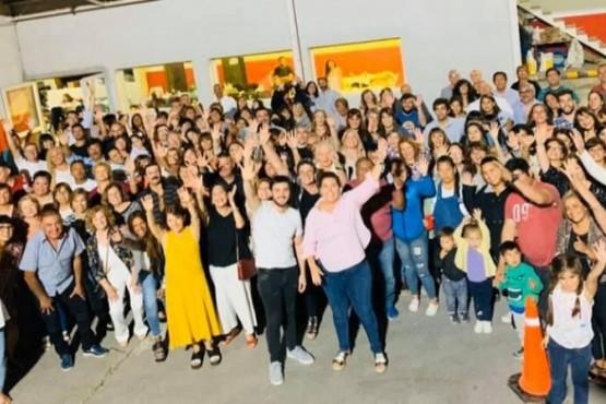 """Ana Clara Romero y Nacho Torres: """"Trabajamos para afianzar el PRO y fortalecer Juntos por el Cambio en toda la provincia"""""""