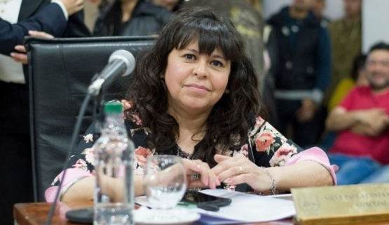 Concejal Paola Costa.