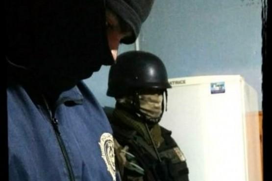 División de Investigaciones Perito Moreno