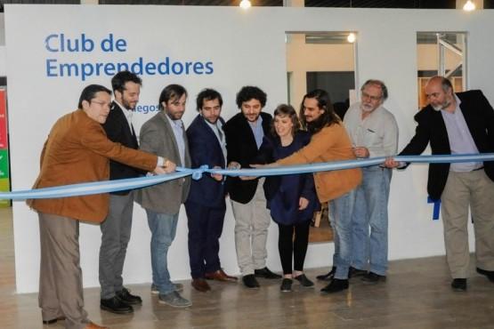 Cuando se inauguró el Club de Emprendedores