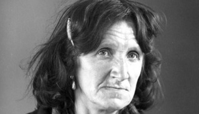 María Smovyer nació en 1912 en Punta Arenas