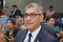 """Echazú pretende """"trabajar con cosas concretas para beneficio de los vecinos"""""""