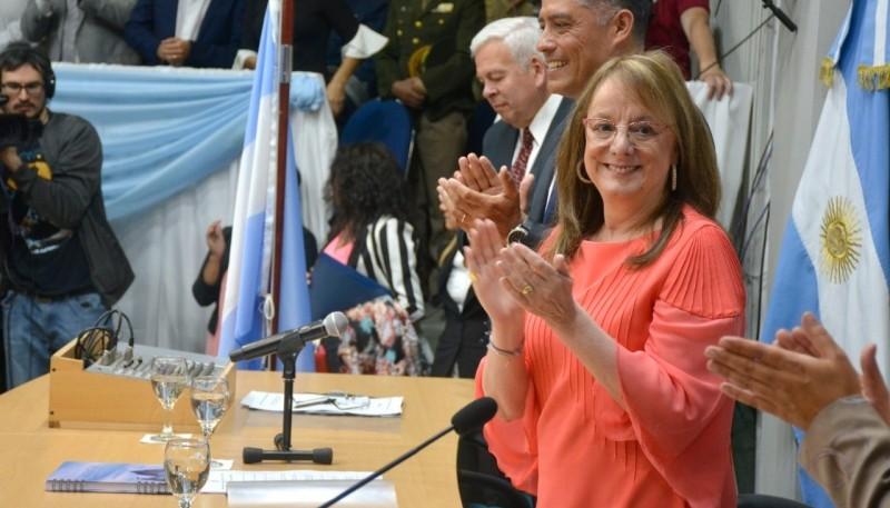 Alicia convocó a deconstruir las instituciones para la transformación del Estado