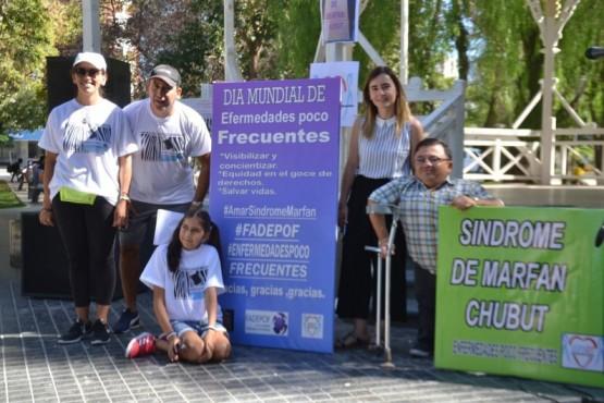 Se conmemoró el día mundial de las EPoF