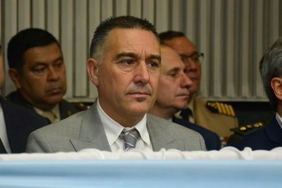 Jefe de Gabinete, Leonardo Álvarez.