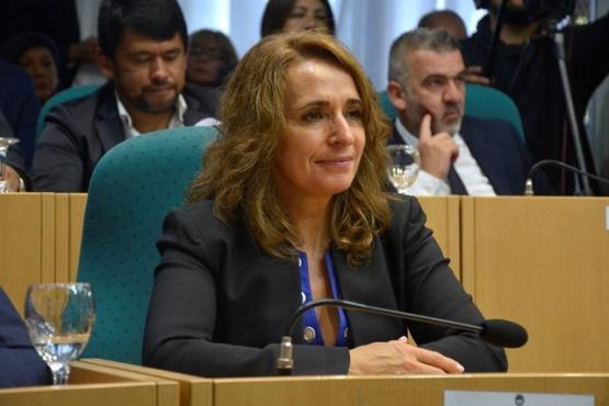 Diputada Nadia Ricci.