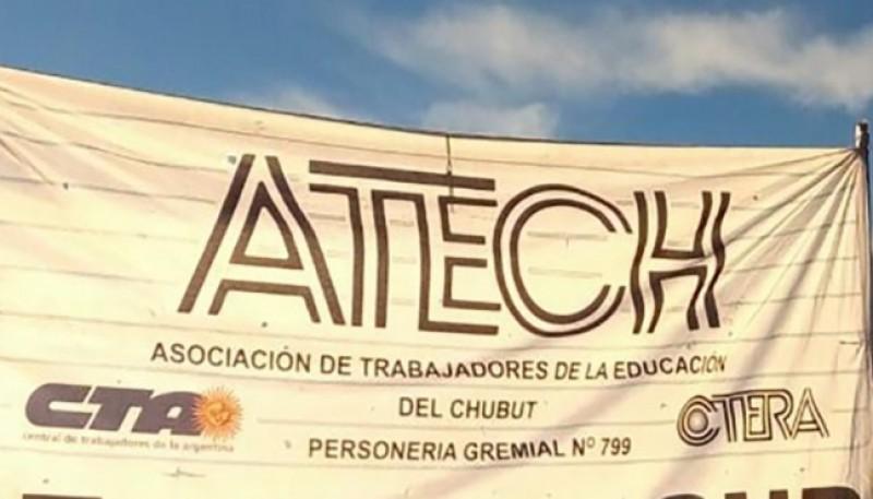 Atech comenzó la semana con paro hasta el miércoles inclusive.