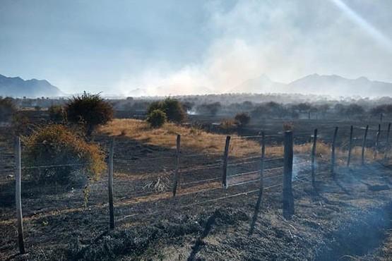 Controlaron el incendio en la zona sur de Trevelin