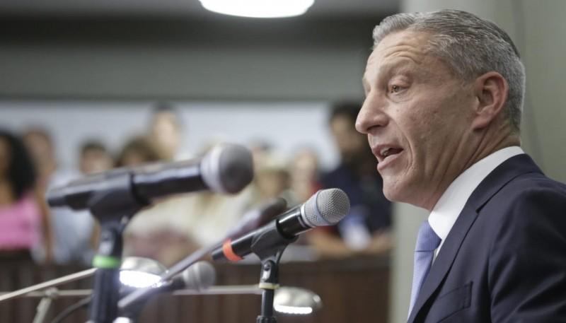 El gobernador de Chubut, Mariano Arcioni.