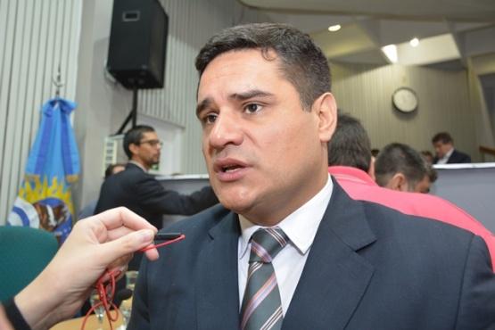 """""""Los fallos de la Justicia tienen que traer pacificación social"""", dijo Chávez. (C.R.)."""