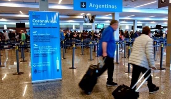 Se confirmó el primer caso de coronavirus en Argentina