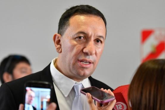 El Intendente Maderna anunció el depósito de los haberes para el jueves