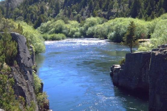 Un gendarme se ahogó en el Río Carrenleufú