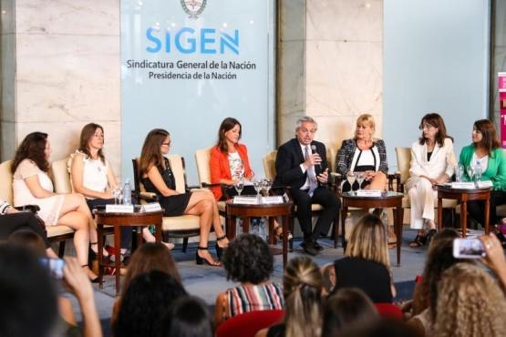 """Alberto Fernández: """"Vamos a poner el esfuerzo para terminar con la desigualdad"""""""