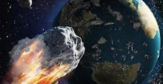 Se aproxima a la Tierra.