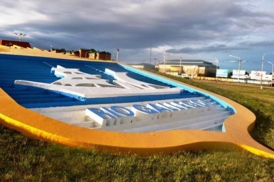 Sigue el alerta por viento en Río Gallegos: el clima este martes en Santa Cruz